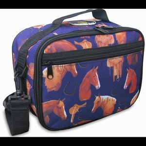 Other - Horse Lunch Box lunchbox tote bag insulated